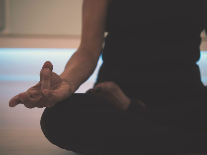 De volta ao Yoga 🧘♂️