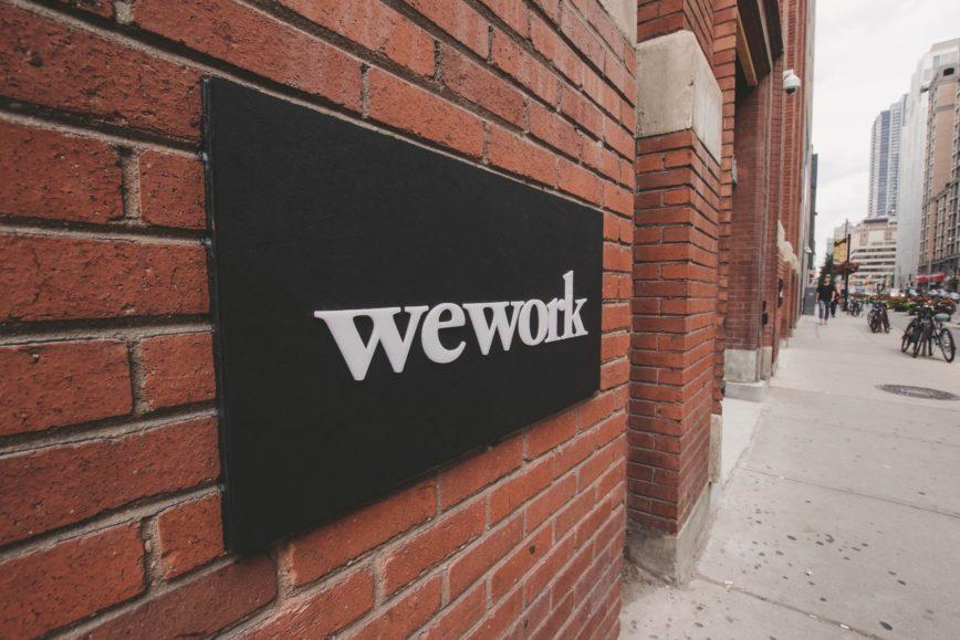 🚩 A indústria por detrás da WeWork