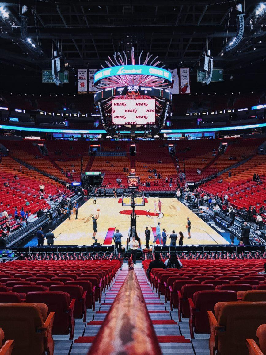 Pré Temporada: San Antonio @ Miami Heat