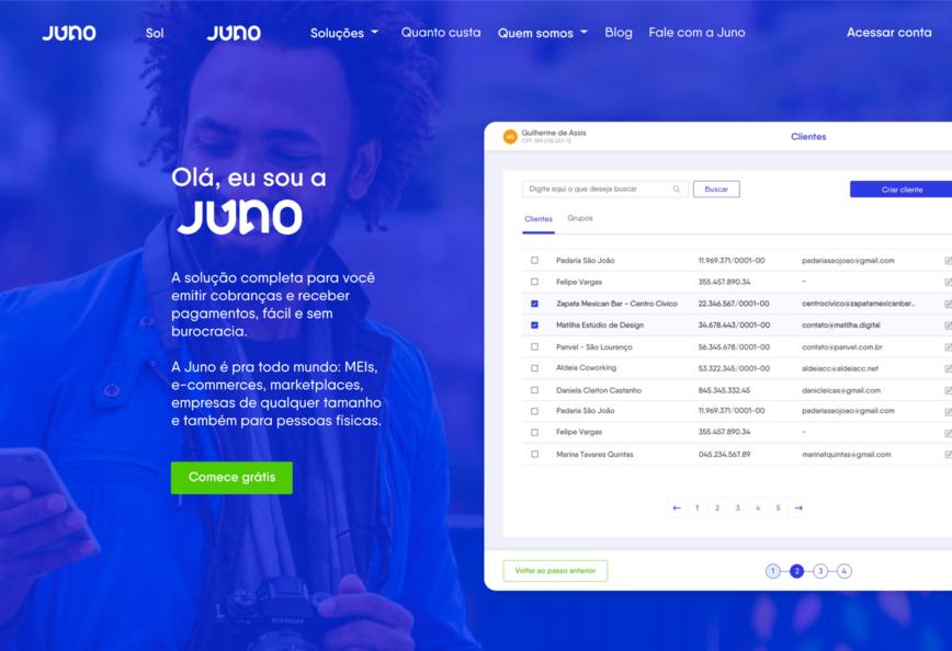 Juno no Brasil